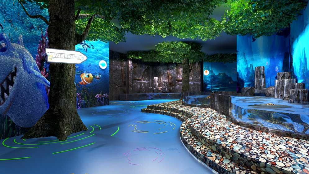 海洋馆设计哪家好?优质海洋馆设计公司推荐