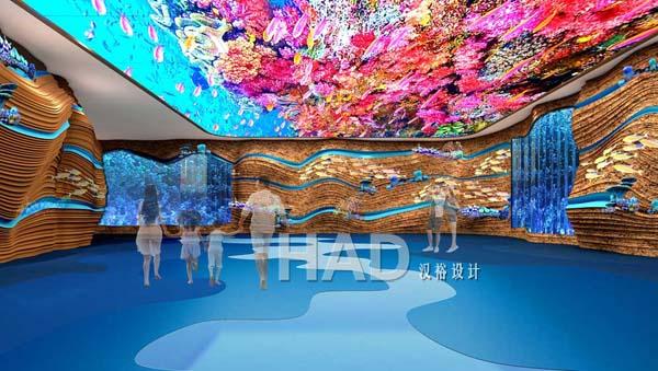 海洋馆设计首选-海洋馆改造