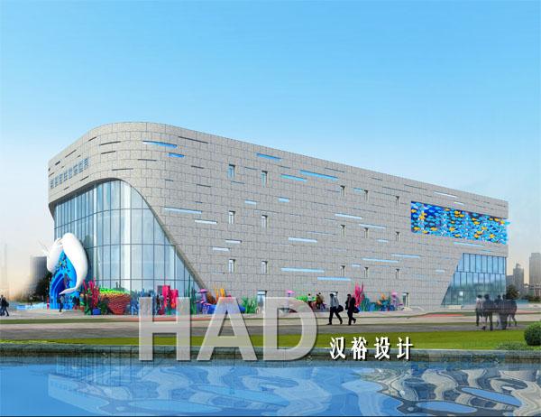 海洋馆设计-湖北荆州海洋馆