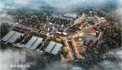 主题公园设计-厄瓜多尔克维多中国城概念设计