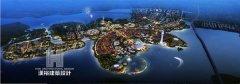 主题公园设计-武汉青菱湖度假区概念规划