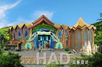 水族馆设计-西双版纳水生动物世界设计