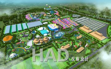 主题公园设计_商丘芒砀山乐园